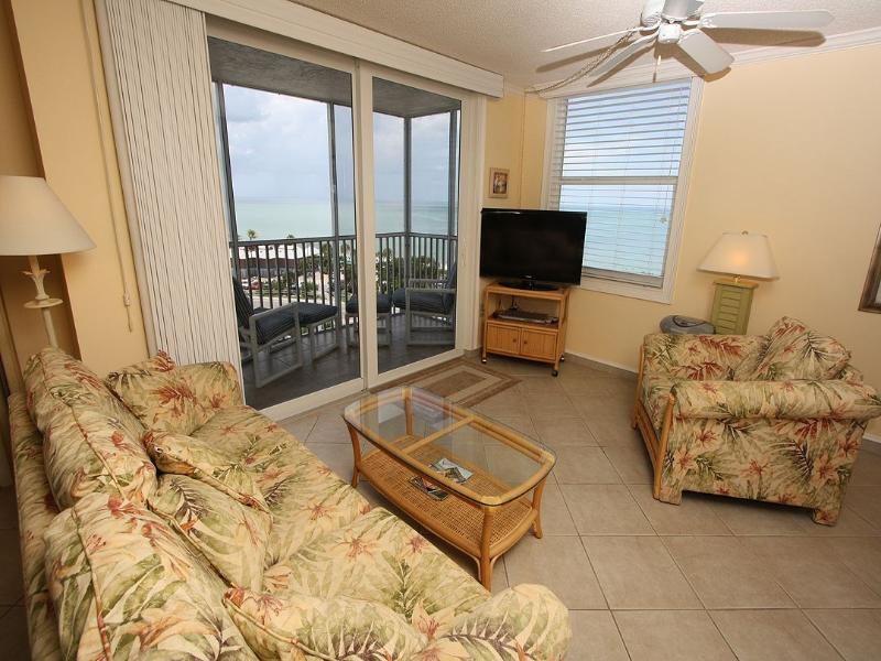 Living Area - Bonita Beach & Tennis 1807 - Bonita Springs - rentals
