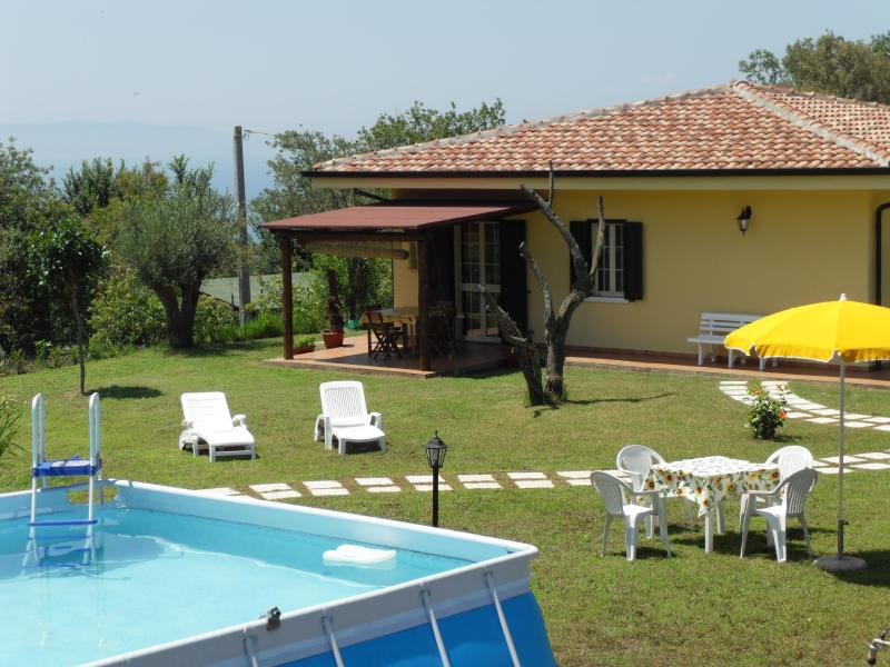 Girasole cottage - splendid property with pool! - Image 1 - Ricadi - rentals