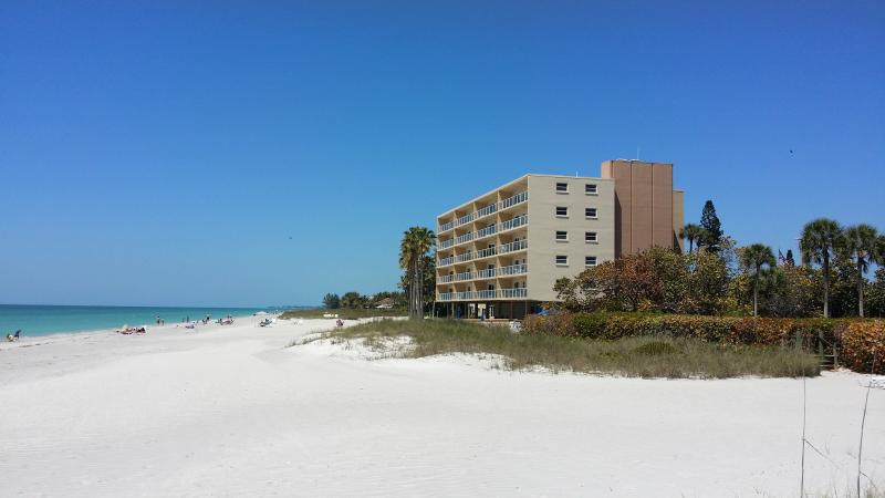 On The Beach.Completely renovated in 2014. Sale! - Image 1 - Longboat Key - rentals