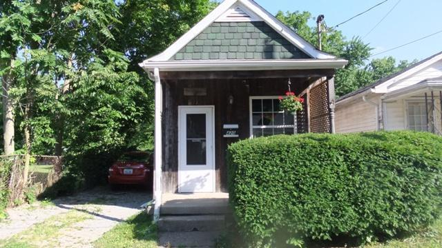 Front of Row House - Charming Row House Near Downtown - Lexington - rentals