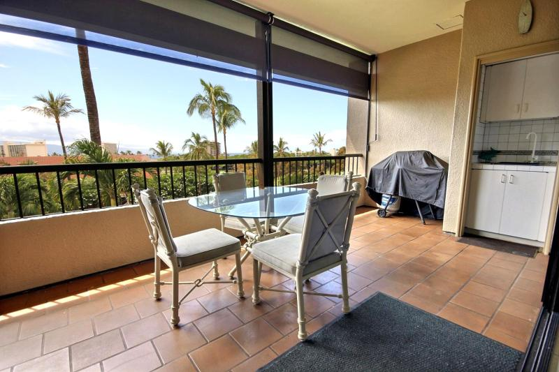 View from the lanai - Kaanapali Royal #KRO-H301 Kaanapali, Maui, Hawaii - Lahaina - rentals
