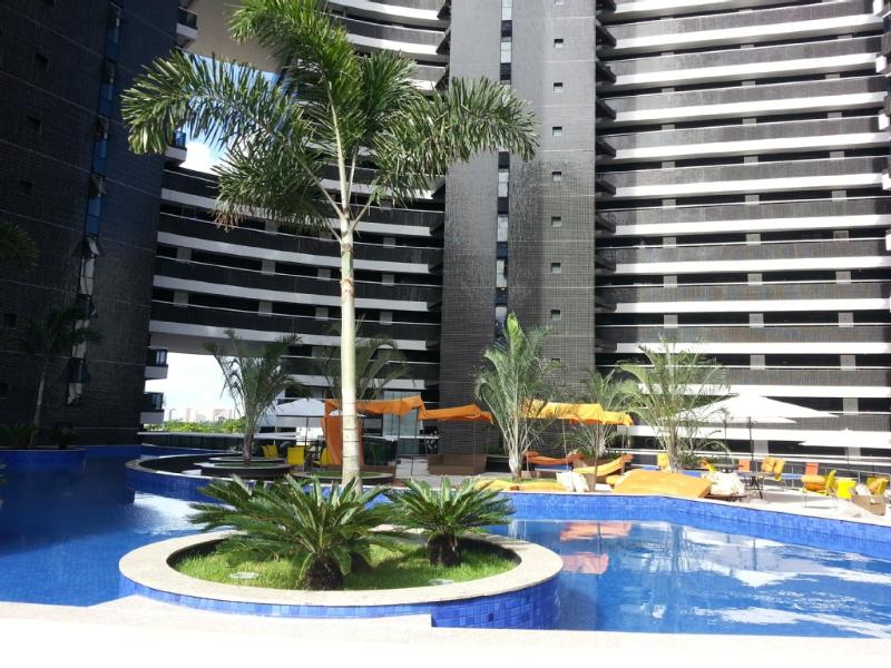 Condo on the beach! 1403t3 Landscape! - Image 1 - Fortaleza - rentals