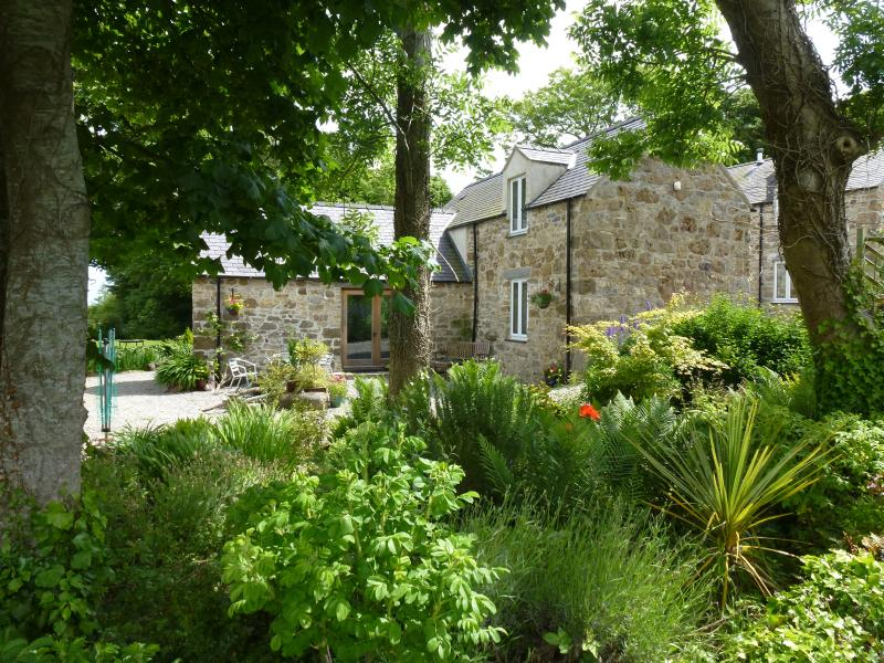 Swallow Cottage Exterior - Swallow Cottage - Plas Llanfair - Anglesey - Benllech - rentals