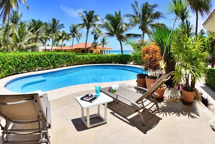 FREE AIRPORT PICK UP INCLUDED - Oceanview Retreat - Image 1 - Playa del Carmen - rentals