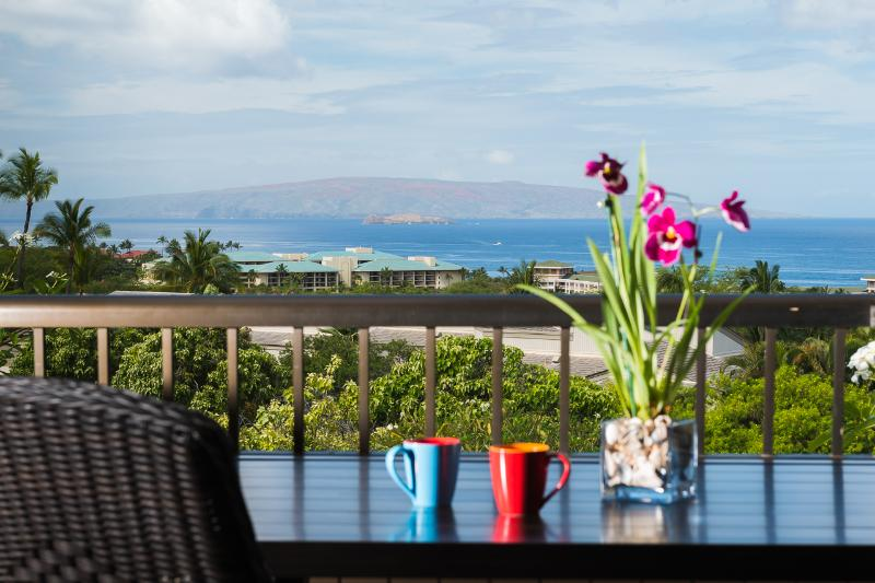 Ekolu 2/2 - PANORAMIC OCEANVIEW!  New Low Rate! - Image 1 - Wailea - rentals