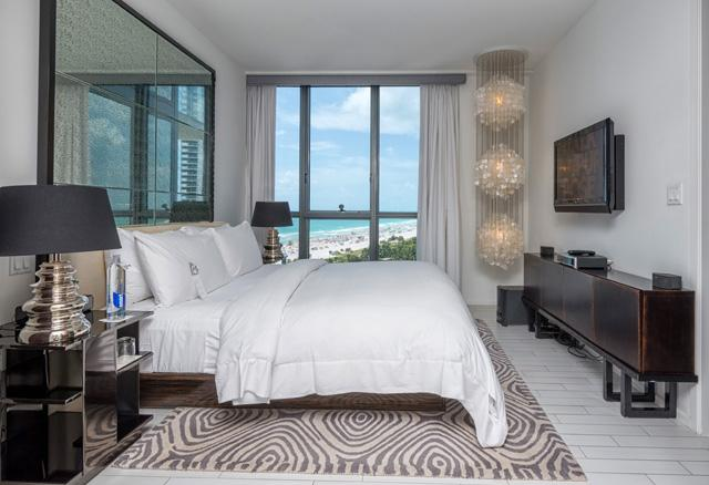 W Hotel South Beach 1 Bedroom - Image 1 - Miami Beach - rentals