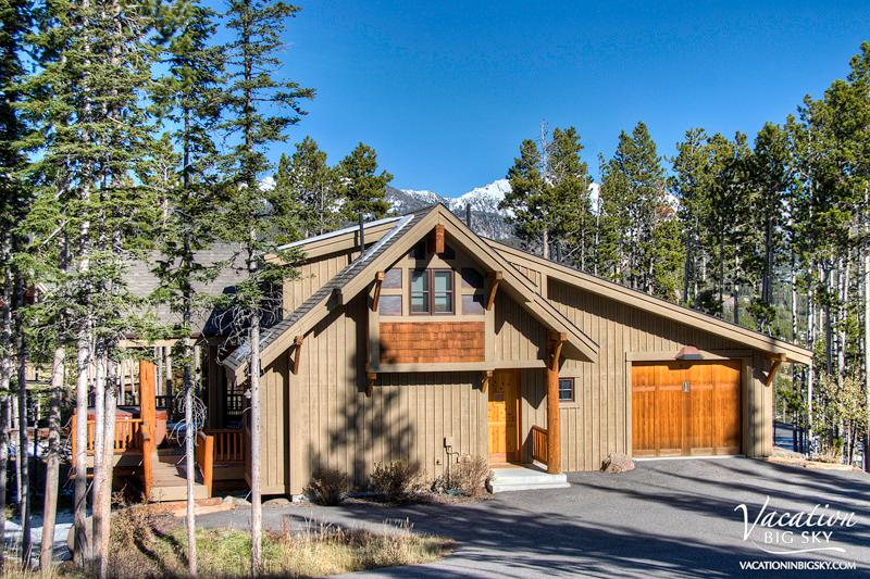 Moonlight Mountain Home | 1 Shadow Ridge - Big Sky - Montana - Moonlight Mountain Home | 1 Shadow Ridge - Big Sky - rentals