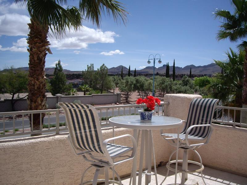 Balcony - Beautiful Home Great View - Henderson - rentals