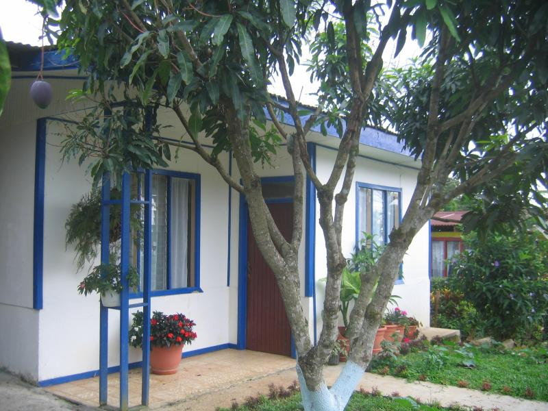 Front Side - Experience the real Costa Rica - Turrialba - rentals