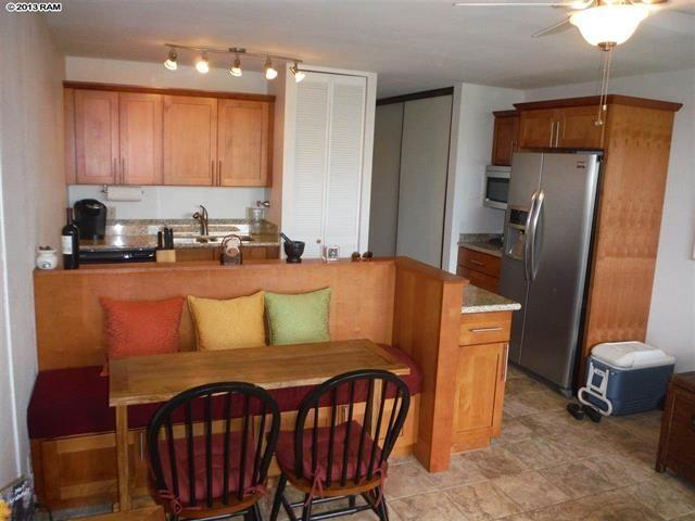 All new kitchen with stainless appliances and granite counter tops. New tile throughout. - Maui Vista #1219 -Steps to the Best Beach on Maui! - Kihei - rentals