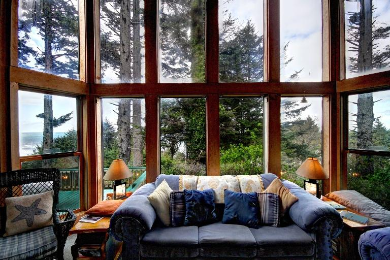 House in the Trees - Image 1 - Cannon Beach - rentals