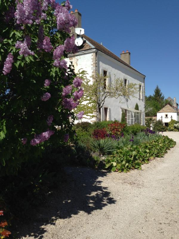 Exterior - Manor House on Park with Ponds - Beaune - rentals
