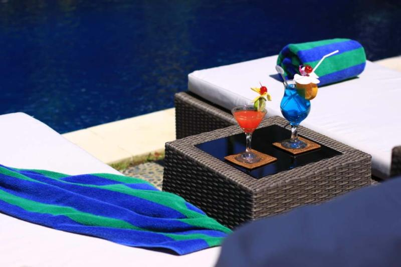 Order in Villa Cocktails and Enjoy them in the Jacuzzi - B13 1BDR Private Jacuzzi with Staff - Seminyak - rentals