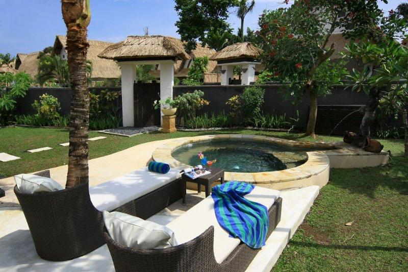 Private Jacuzzi - B14 2BDR Private Jacuzzi with Staff - Seminyak - rentals