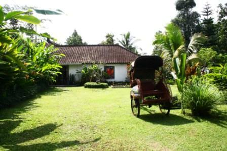 Main entrance - Beautiful Villa in the heart of traditional  Bali - Tegalalang - rentals