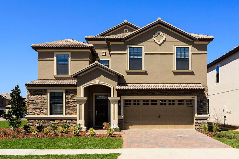 NEW 8 Bedroom fully furnished home in Champions Gate - Outstanding 8 Bedroom Vacation Home - Davenport - rentals