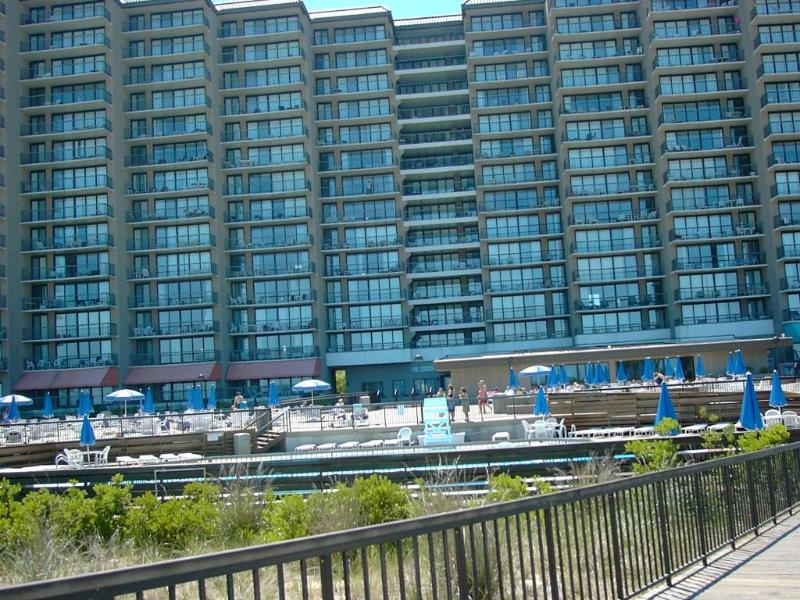 Edgewater House,  - Ocean  condo at Sea Colony Beach and Tennis resort - Bethany Beach - rentals