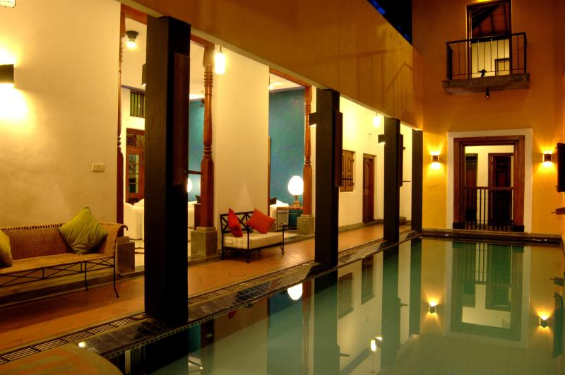 Courtyard Pool - Eight The Residence -  where privacy is redefined. - Colombo District - rentals