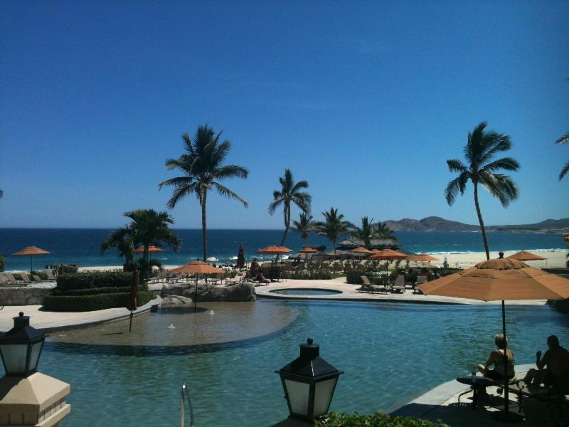 Swimming pool - Luxury Beachfront Condo Within Five Star Resort - San Jose Del Cabo - rentals