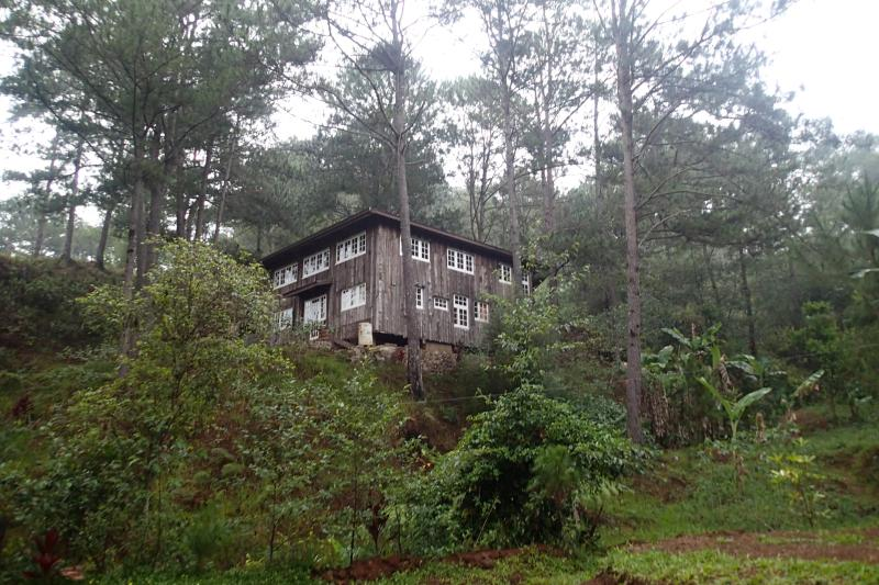 The primary lodge - Sagada Forest Lodge - Sagada - rentals