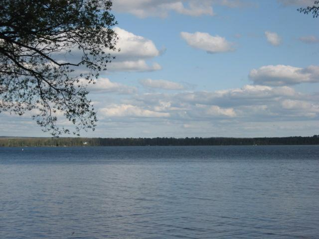 Sitting on the Beach - Beautiful level sand beach on Lac Courte Oreilles - Hayward - rentals