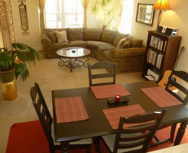 Living Room - Comfy Condo in N. Lake Tahoe - Truckee - rentals