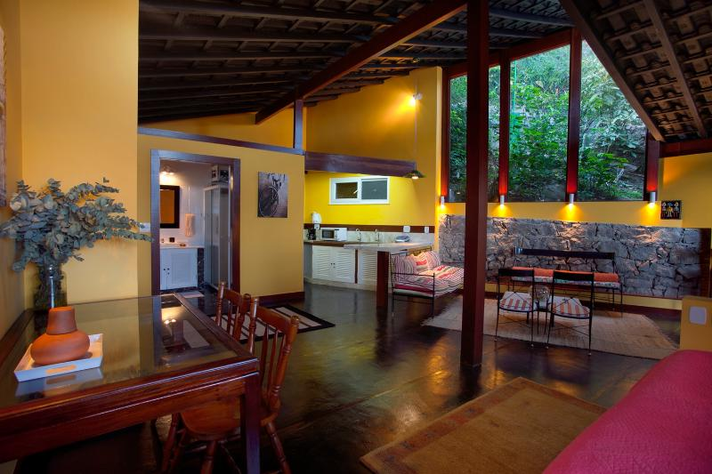 Endearing Cottage Studio with Pool in Joa - Image 1 - Rio de Janeiro - rentals
