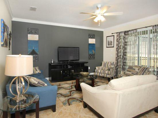 This accommodation includes 6 bedrooms and 5 bathrooms. - Image 1 - Orlando - rentals