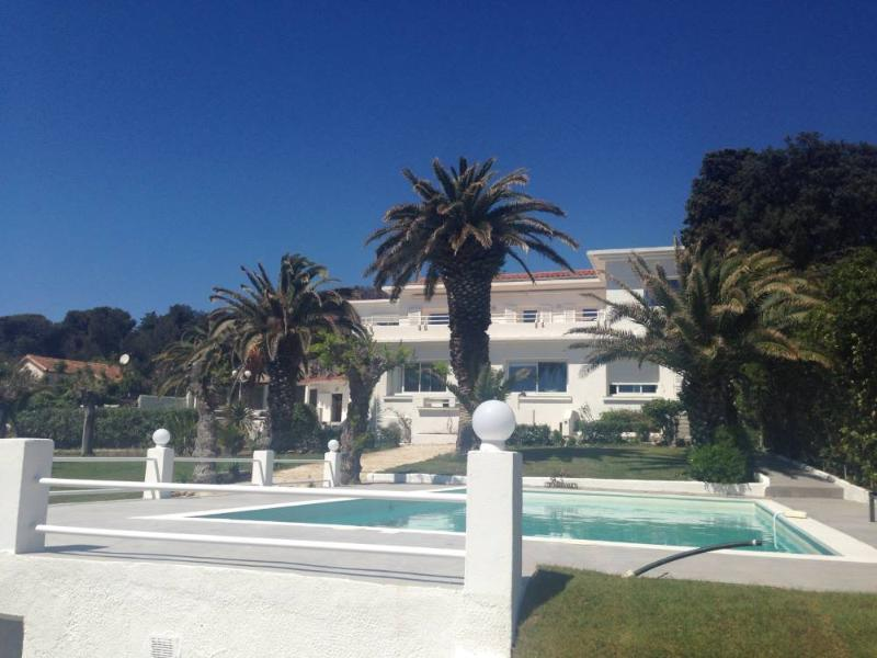 beautiful villa with pool, amazing sea view - Image 1 - Sete - rentals