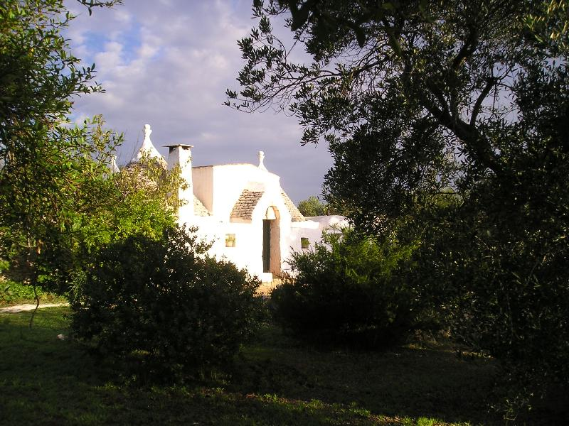 the trullo  - Charming trullo in the heart of the country - Ceglie Messapica - rentals