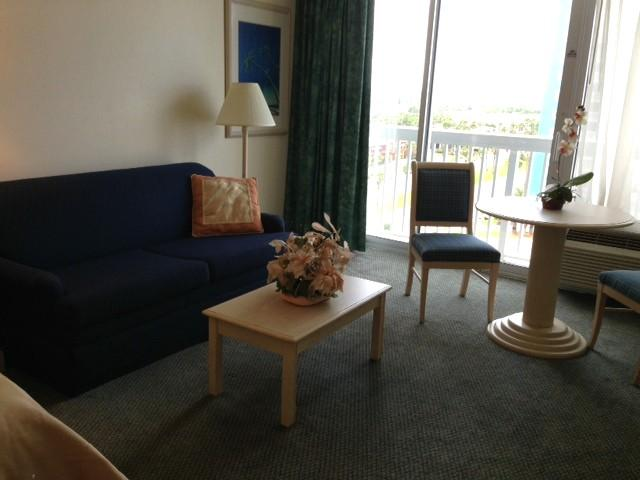 Furnished Oceanfront Condo in Daytona Beach Resort - Image 1 - Daytona Beach - rentals