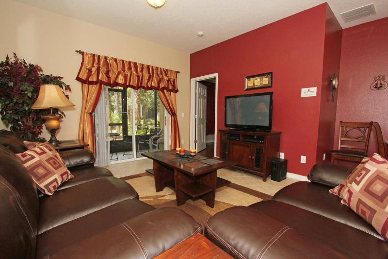 Living Room - One of the closest resorts to Disney - Kissimmee - rentals