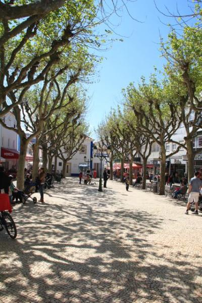 Village square in Ericeira, a social meeting point in the village - p - Mafra - rentals