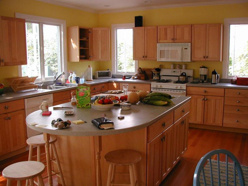 Kitchen Counter - Cedar Street, Family House - Chatham - rentals