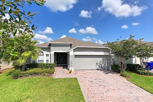 Gated Community 4bd 3 Bath Home. Pool. New Listing - Image 1 - Kissimmee - rentals