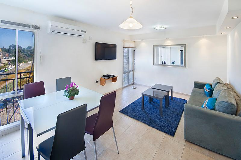 Newly Renovated 1 Bdr In Great Location - Image 1 - Jerusalem - rentals
