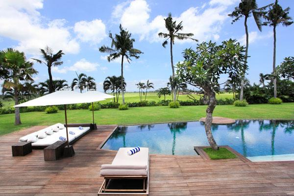 view from the property - Rice Field Charm Villa - Canggu - rentals