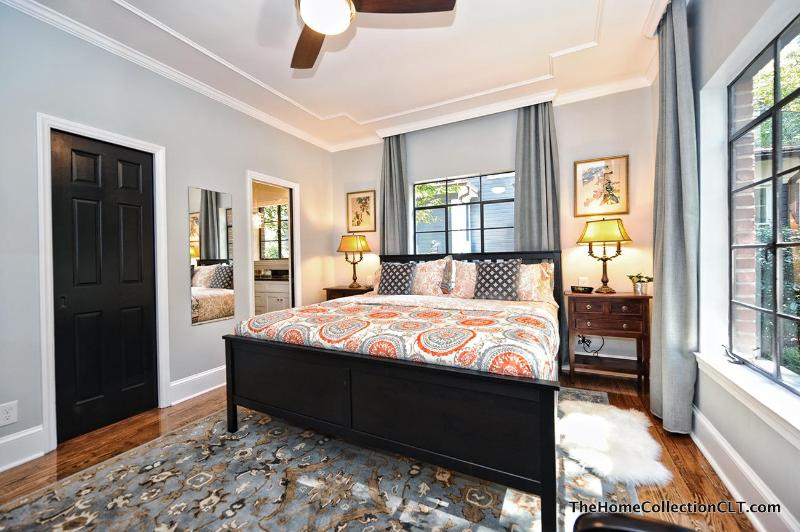 Furnished Corporate Apartment in Myers Park - Image 1 - Charlotte - rentals