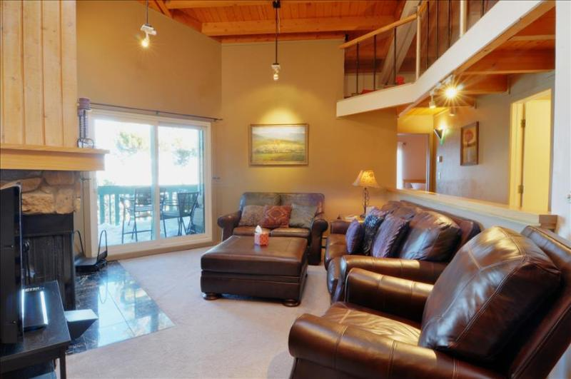 TREEHOUSE 303: 2 Bed/2 Bath Condo, Bright and Spacious Sleeping Loft, Free Wi-Fi, Family Friendly Clubhouse and Game Room - Image 1 - Silverthorne - rentals