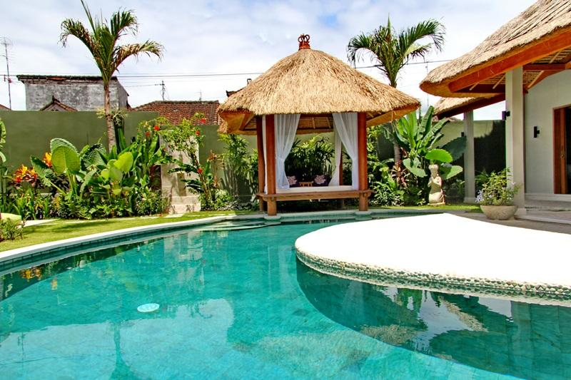 Main Pool - Villa Semer 3 with 3 Bedrooms - Badung - rentals