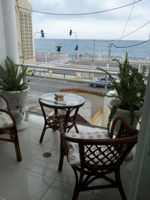 seaview apartment up to 4 guests - Image 1 - Rhodes Town - rentals