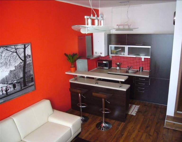 Our lovely fully equipped kitchen for all your cooking needs - Prague City Center for 2 - near Old Town - Prague - rentals