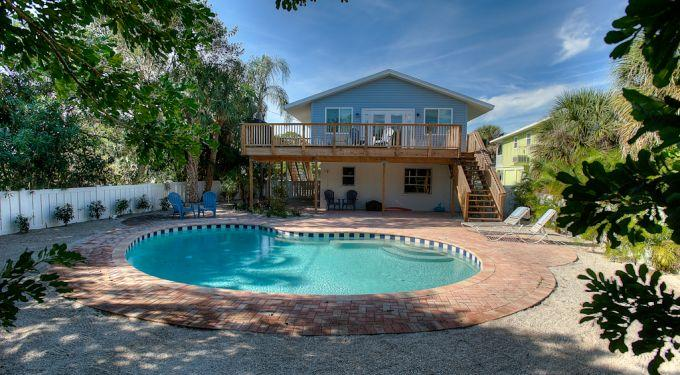 Whispering Whale Retreat - Whispering Whale Retreat - Anna Maria - rentals