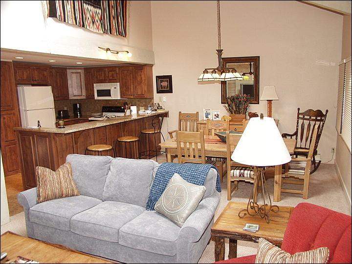 Main Living Area - Sweeping views of the Valley - Pool and Hot Tub (3096) - Aspen - rentals