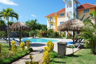 Bluefish Condos - Poolside condo steps away from beach - Cabarete - Cabarete - rentals