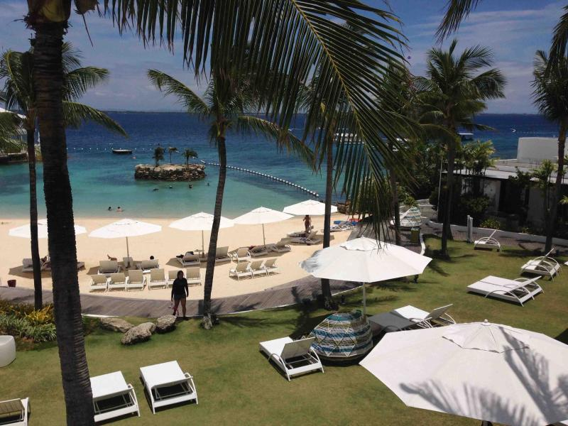 Movenpick Beach  - Cebu Studio In A World Class Beach Front Resort - Lapu Lapu - rentals