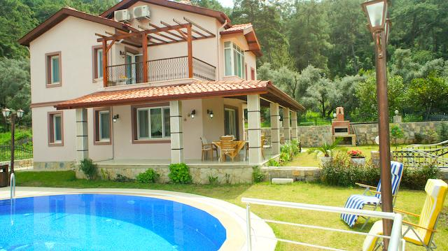 Villa Capella | Private pool and garden - Image 1 - Gocek - rentals