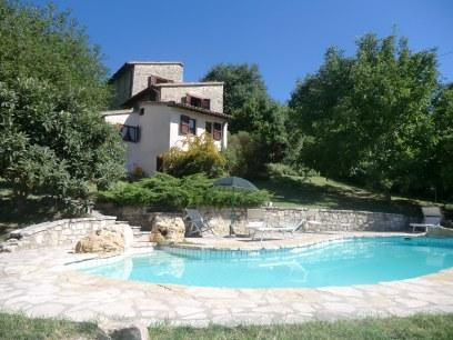 Todi  Charming Country House with pool - Image 1 - Todi - rentals