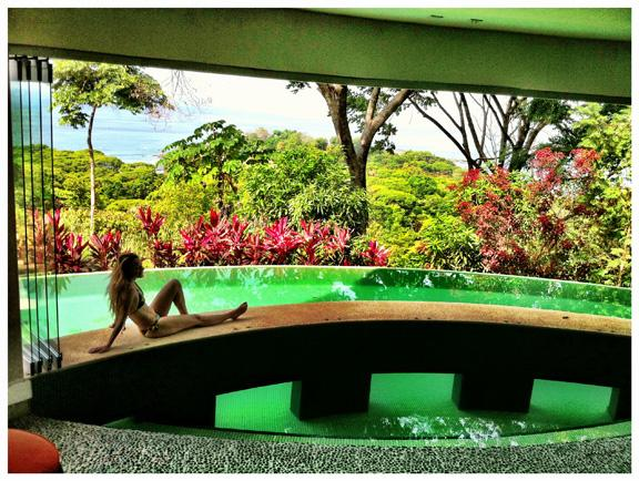 indoor & outdoor Pool - Welcome to Casa Atardecer, Breathtaking Sunsets!!! - Dominical - rentals