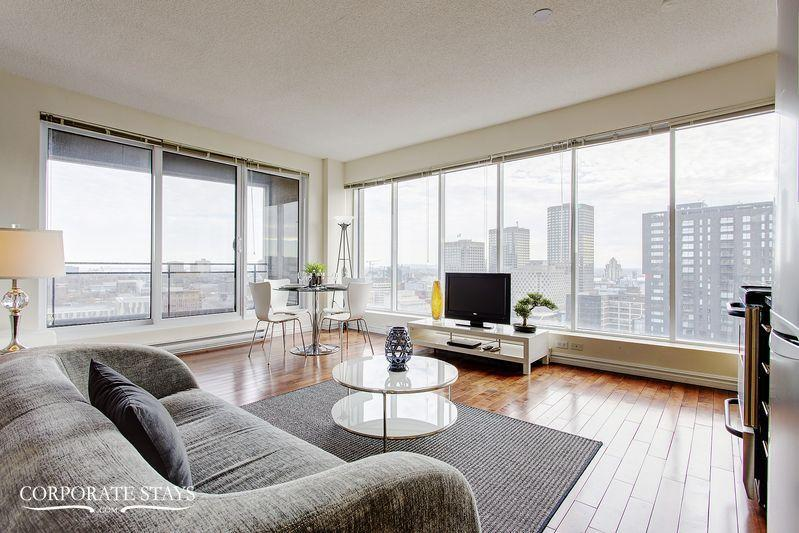 Montreal Fantasia 1BR Executive Stay - Image 1 - Montreal - rentals
